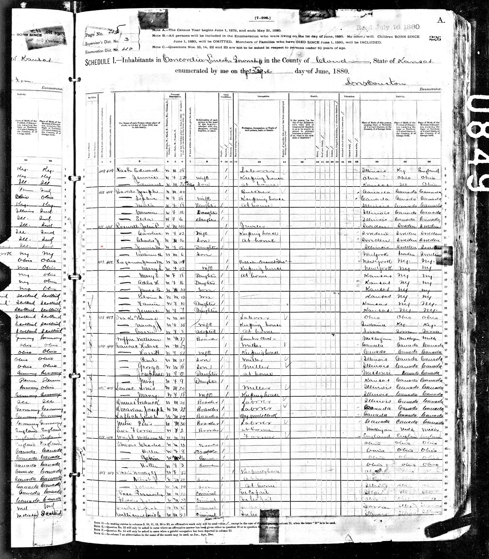 Illinois bureau county princeton - Bureau County And Was Elected To That Position By The Citizens Of Bureau County In December Of 1884