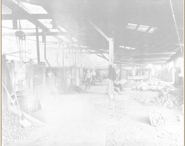 Home Depot Steel Ingots : The american smelting company